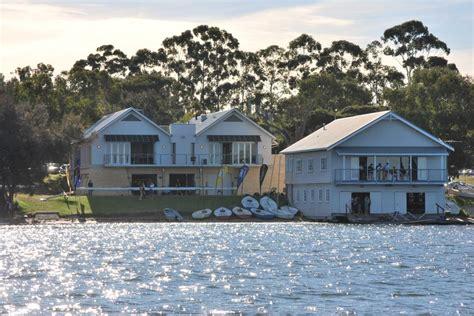 Uwa Boat Shed centenary the of western australia