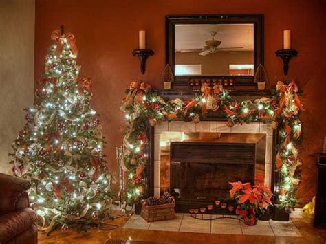 bloombety old fashioned christmas decorating ideas