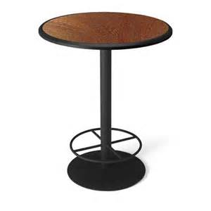 Bar Bistro Table Complete Tables And Bar Bistro Pub Tables From Table Legs