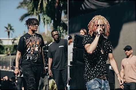 lil pump live smokepurpp and lil pump perform ski mask wokhardt and