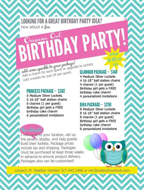 Origami Owl Birthday - 17 best images about origami owl booth on