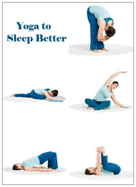 try these yoga poses before bed to help you sleep hold