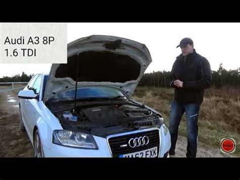 Audi A3 8p 1 6 Tdi by Audi A3 1 6 Tdi 8p Pl Youtube