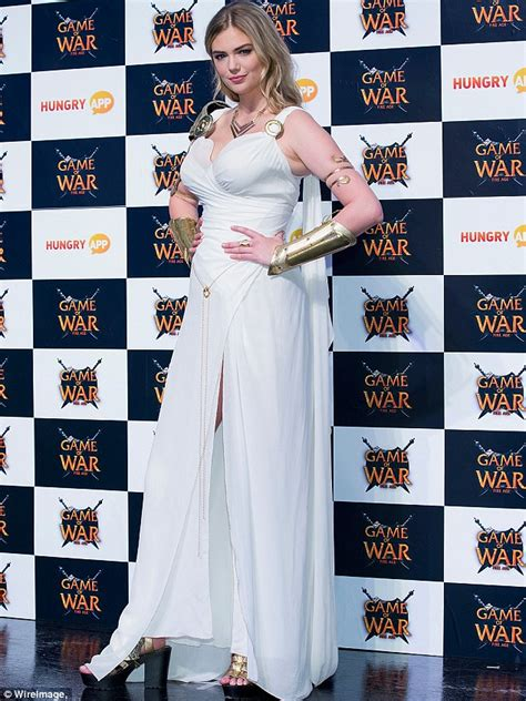 kate upton s game of war fire age commercial ups the kate upton in busan south korea