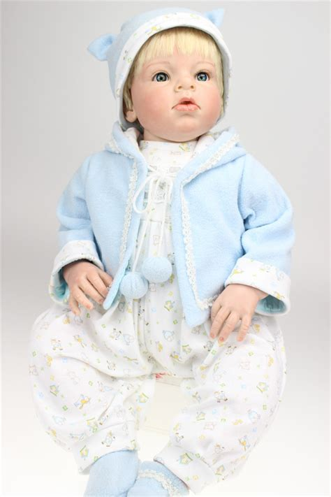 dolls for sale 28 quot 70cm silicone reborn baby boy dolls for sale lifelike