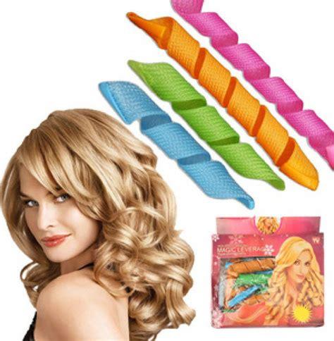 Alat Penggelombang Rambut Punta Curly Wavy Hair Styler alat keriting rambut tanpa panas dapatkan rambut indah dan tetap sehat tokoonline88