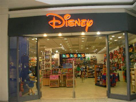 Disney Store City Floor - disney store