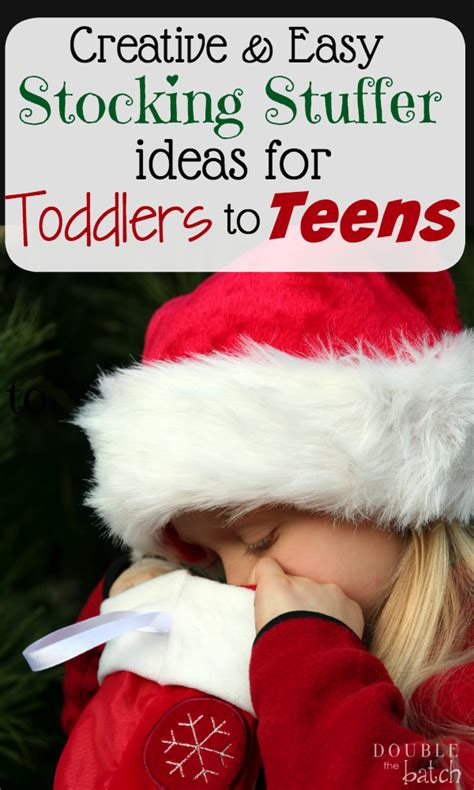 Good Stocking Stuffers by Kid S Stocking Stuffer Ideas