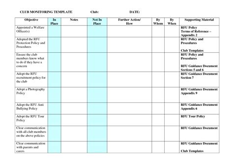 implementation plan sle template best photos of business implementation plan template