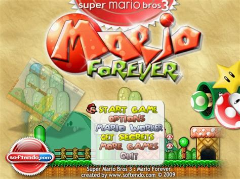 mario forever mario forever download