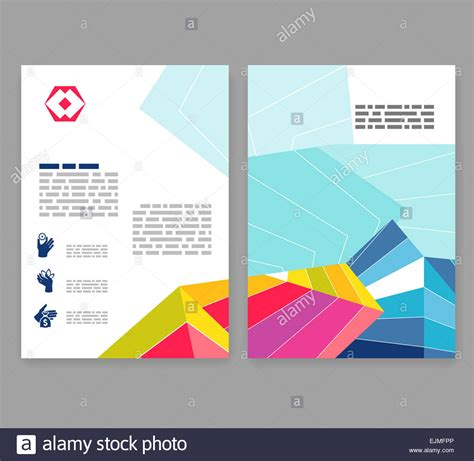 layout template flyer leaflet booklet layout editable design template