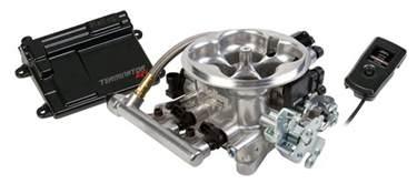 Fuel System Efi Holley Efi 550 405 Terminator Efi 4bbl Throttle Fuel
