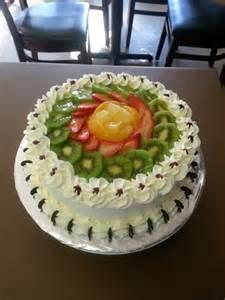 torta de frutas frescas tortas decoradas con frutas pinterest recetas and interiors