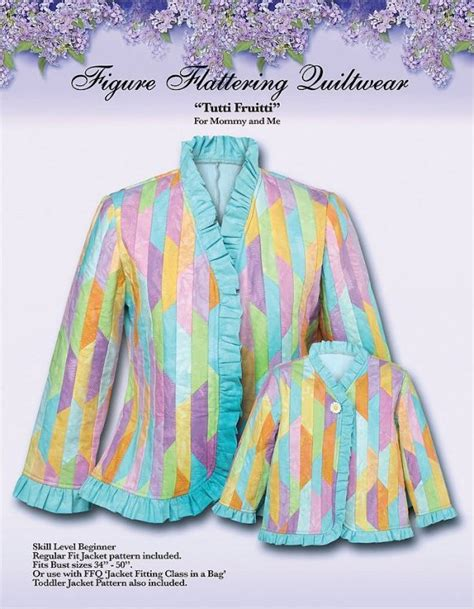 free pattern quilted jacket quilted jacket patterns 171 free patterns