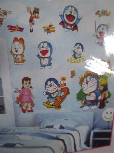 jual wallpaper doraemon 109 wallpaper dinding kamar doraemon wallpaper dinding