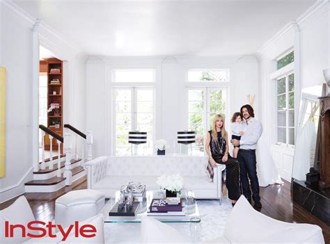 instyle home decor rachel zoe on being a stylish mommy instyle com