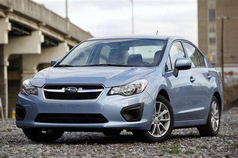 Subaru Impreza 2012 Review by 2012 Subaru Impreza Review Autoblog