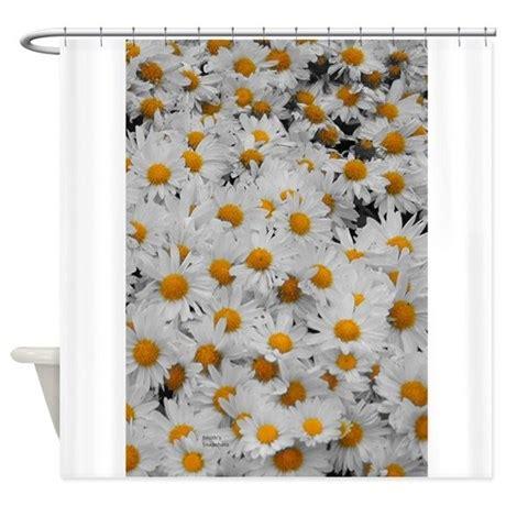 daisy shower curtain daisy shower curtain by smithssnapshots