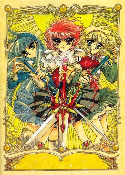 magic rayearth magic rayearth fandoms anime