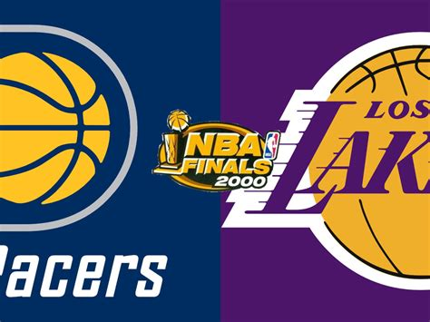 2000 Mba Finals by Nba Finals 2000 Pacers Vs Lakers By Devildog360 On Deviantart