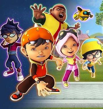 film animasi putih kumpulan gambar boboiboy kartun terbaru gambar boboi boy