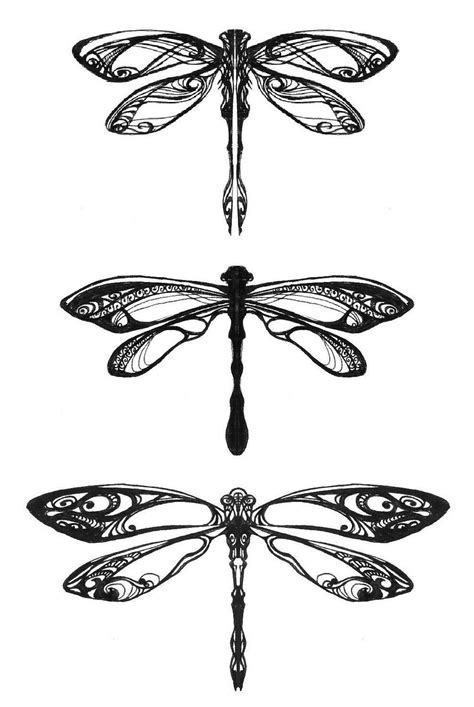 dragonfly tattoo design ink dragonfly by brennan