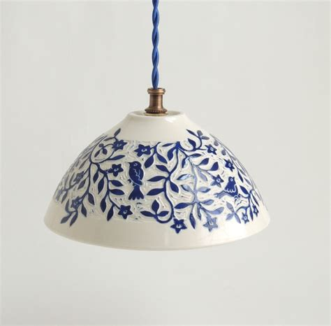 Ceramic Pendant Light 20 Porcelain Pendant Light Treasures