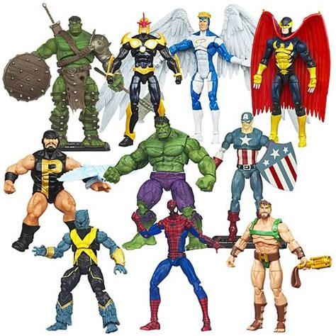 Marvel All Figure marvel universe figures wave 21 hasbro marvel