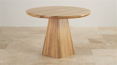 Round Dining Tables Oak Furniture Land Oak Furniture Land Dining Table