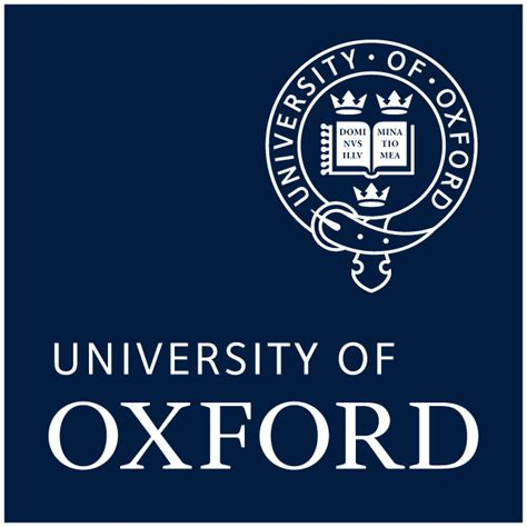 Oxford Logo oxford thinking of oxford