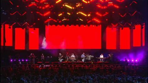 comfortably numb live 8 pink floyd comfortably numb live 8 concert hd part 4