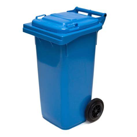 Large Clear Storage Containers - 80 litre wheelie bin wheelie bins online