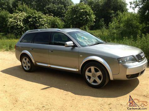 Audi A6 2 5 by Audi A6 Allroad Tdi Quattro Avant 2 5 Diesel 4 X 4