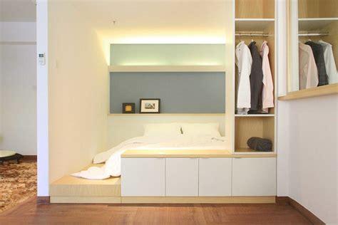 butuh inspirasi desain kamar tidur sempit cek disini
