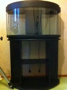 aquarium 100 litres sur meuble clasf