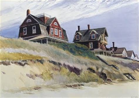 edward hopper cape cod edward hoppers cape cod cottages and houses then and now