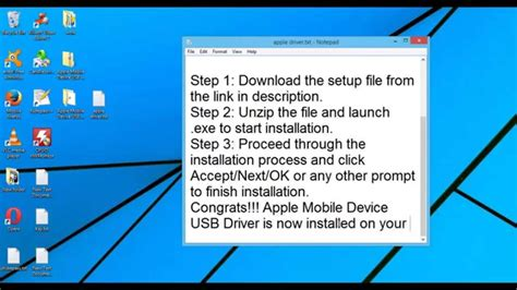 apple usb driver apple mobile device usb driver download windows latest