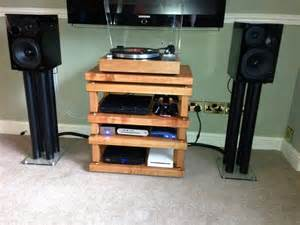 Custom Audio Racks Custom Speaker Stands And Audio Visual Furniture Audio