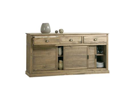 porte de cuisine conforama buffet de cuisine conforama 4 buffet 3 portes 3 tiroirs