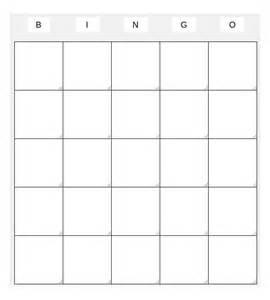 blank bingo template 15 free psd word pdf vector eps