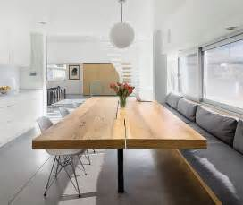 Modern Kitchen Table by 17 Best Ideas About Modern Kitchen Tables On Pinterest