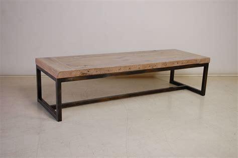custom made oak tables custom reclaimed oak coffee table by pacific mfg co