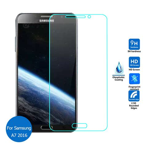 Tempered Glass Samsung A5 2016 Gorilla Glass Samsung A510 T3010 2 pcs tempered glass for samsung galaxy a3 a5 a7 2016 duos screen protector safety protective