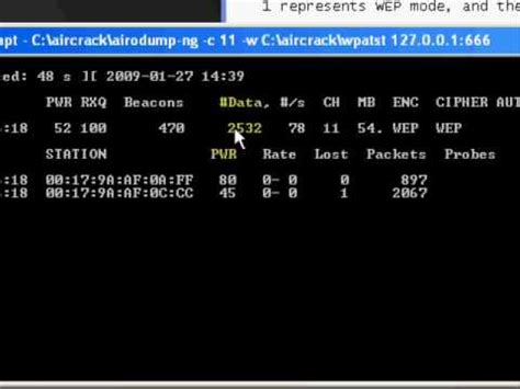 aircrack ng how to hack wep secured networks with aircrack ng