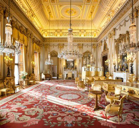 buckingham palace rooms richard townshend