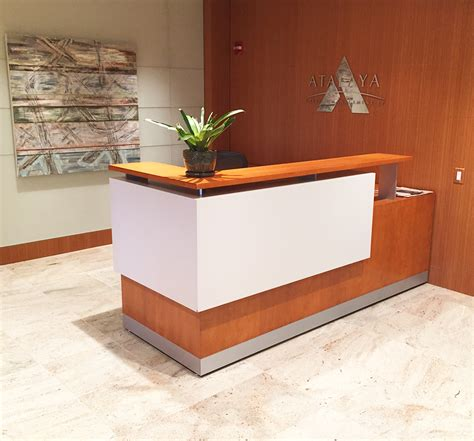 Kubist Reception Desk Arnold Contract Arnold Reception Desks