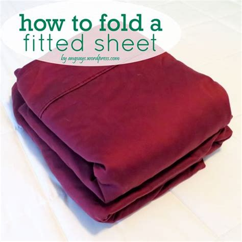 how to fold a fitted bed sheet how to fold a fitted sheet the easy way fitted sheets