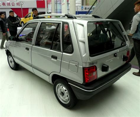 Suzuki In China Cheapest Car Of China Is A Reved Suzuki Mehran