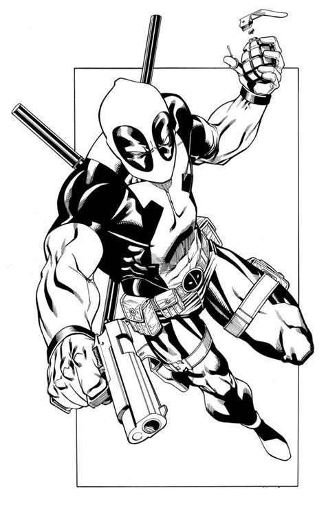 the punisher coloring book for adults books free printable deadpool coloring pages for
