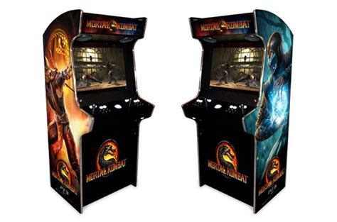 Mortal Kombat Cabinet by Uk Mortal Kombat Tourney Has A Sweet Arcade Size Grand Prize